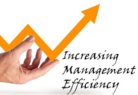 Case study is all about increasing management efficiency