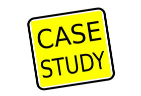 Case study is all about automatically distribute exceptions, compliance rules and reports to the appropriate branch personnel