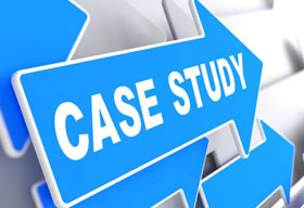 Case study is all about tracking of receivables and payables at all times