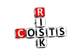 Case study on minimizing risks and costs