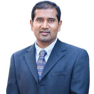 Kishore Gorjala, Founder & CEO, UBQuant
