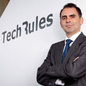 Jaime Bolivar, Managing Director, TechRules