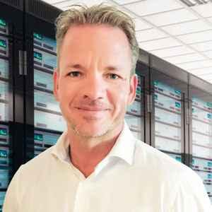 Michael Magnusson, CEO, EBANQ BV