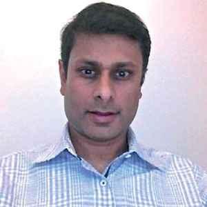 PJ Gupta, Founder, Checkbook