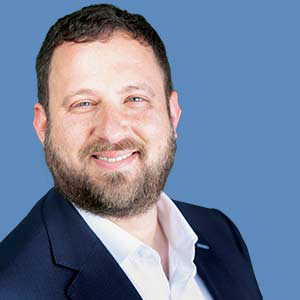 Greg Pinn, Head of Data Operations & Strategy, Merlon