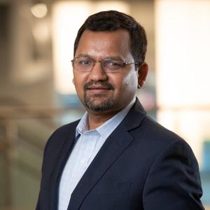 Booshan Rengachari, Founder and CEO,  Finzly
