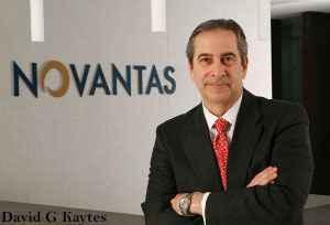 David G. Kaytes, Co-CEO, Novantas