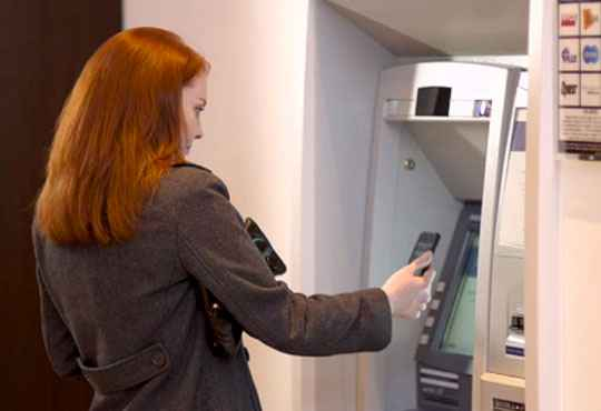 Cardless ATMs Could be Reality Soon