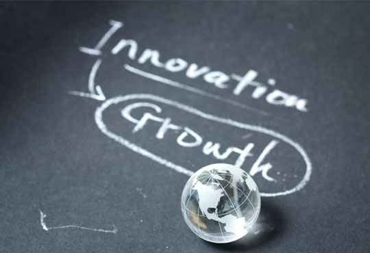 Constant Innovation, Key to Growth: Report