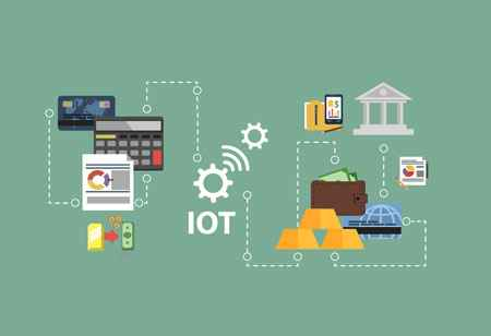 How does IoT help to Grow the Finance Sector