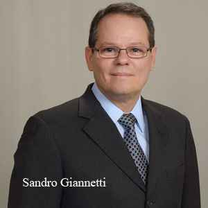 Sandro Giannetti, Director, Treasury Services, Industry Avenue Technologies