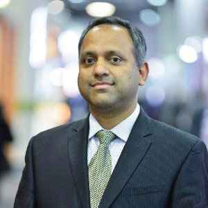 Niraj Singhal, VP & Head of International Banking Practice, NTT DATA Services