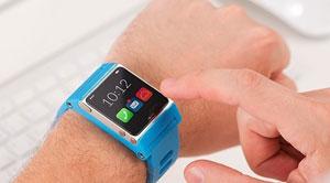 Smartwatch Banking