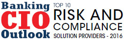 Top 10 Risk and Compliance Solution Companies - 2016