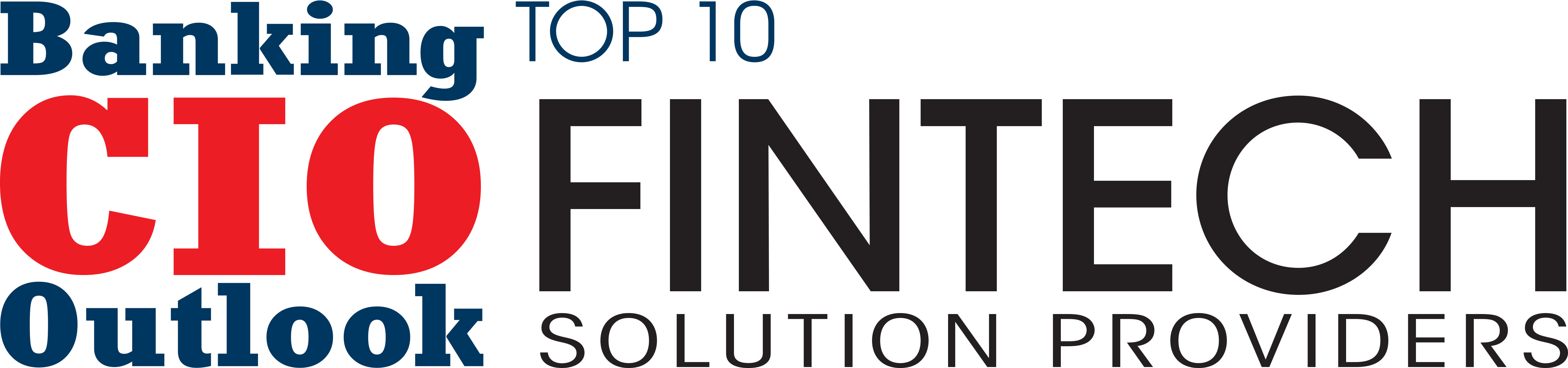 Top 10 Fintech Solution Companies - 2019