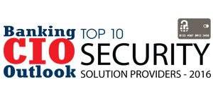 Top 10 Security Solution Providers 2016