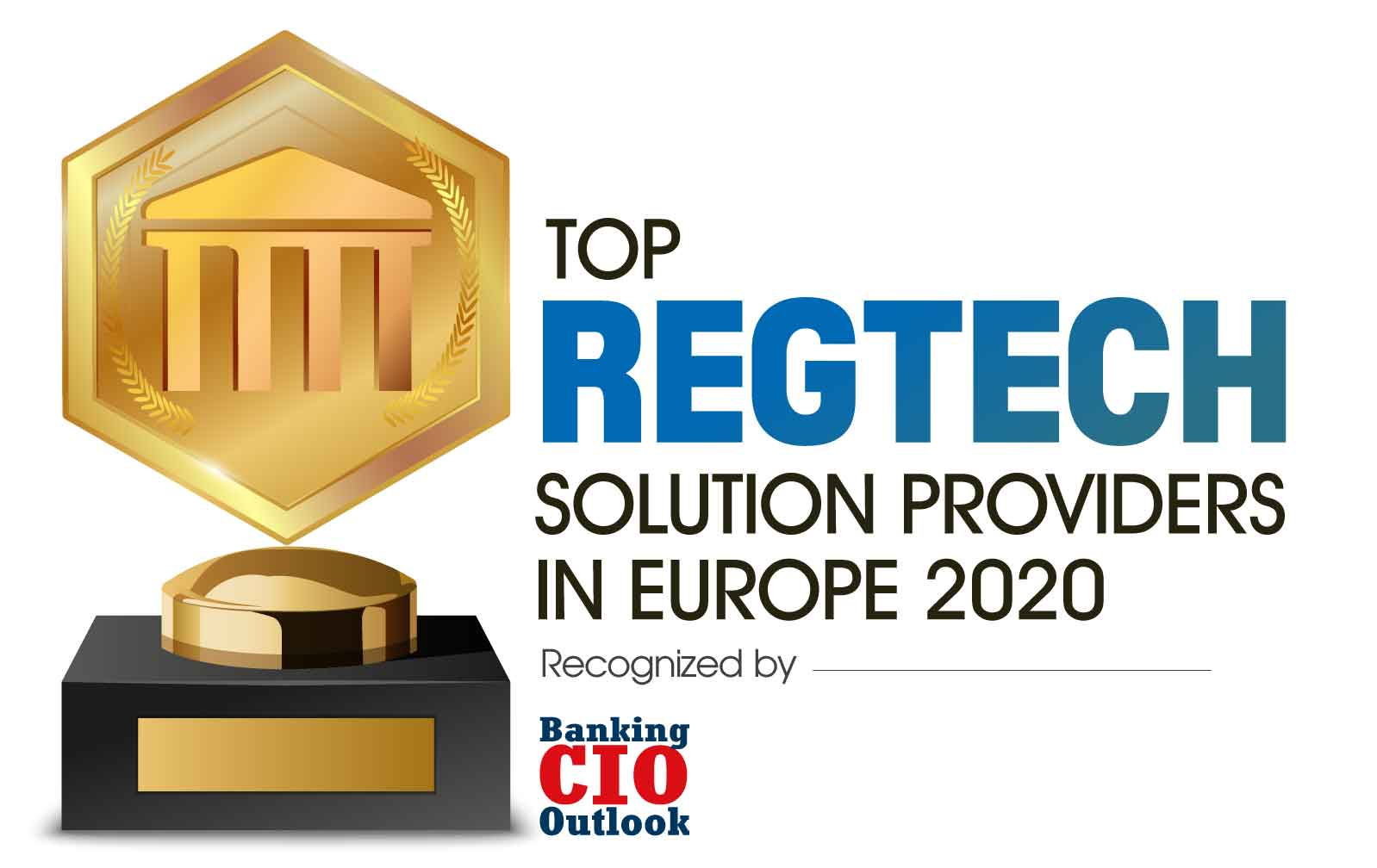 Top 10 Regtech Solution Companies in Europe - 2020