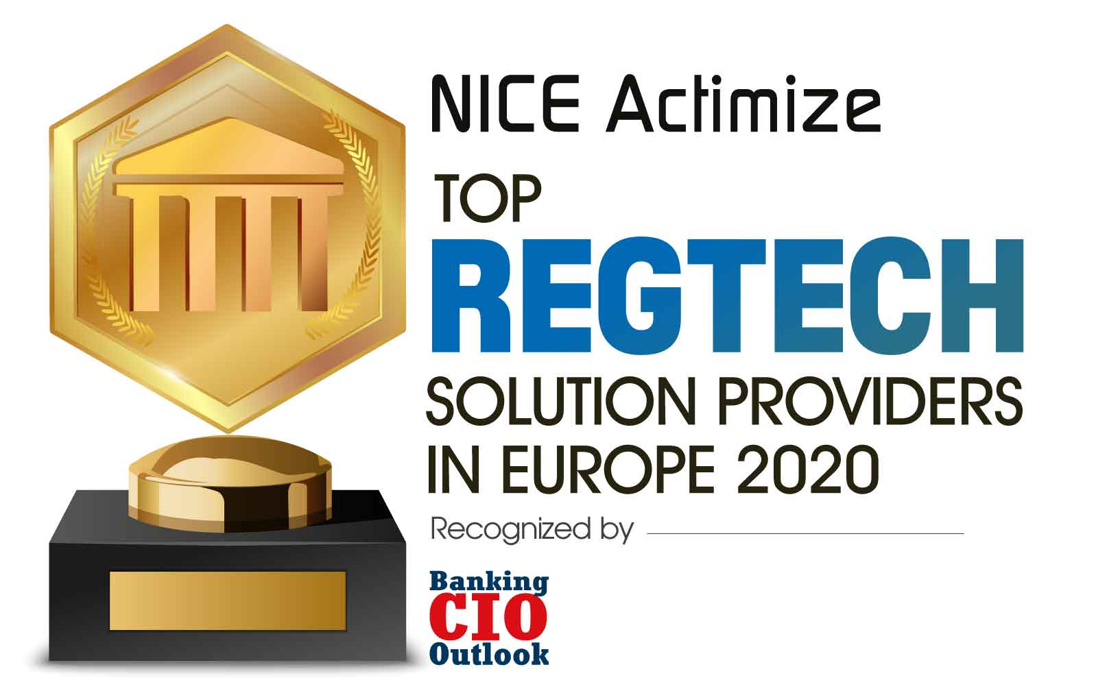 Top 10 Regtech Solution Providers in Europe - 2020