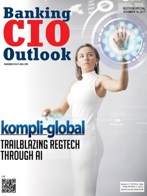 kompli-global: Trailblazing Regtech Through AI