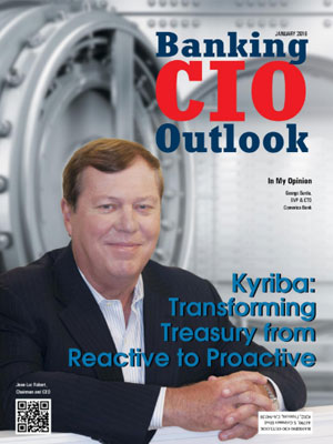 Kyriba: Transforming Treasury from Reactive to Proactive