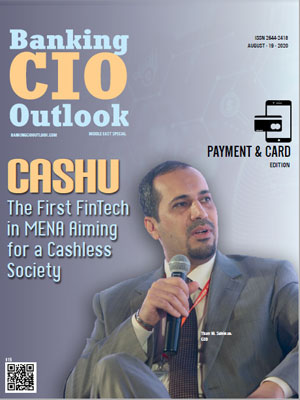 CASHU: The First FinTech in MENA Aiming for a Cashless Society