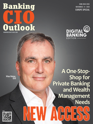 New Access: A One-Stop-Shop for Private Banking and Wealth Management Needs