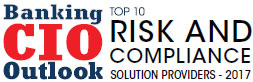 Top 10 Risk and Compliance Solution Companies - 2017
