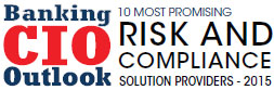 Top 10 Risk and Compliance Solution Companies - 2015