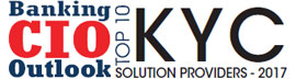 Top 10 KYC Solution Companies - 2017